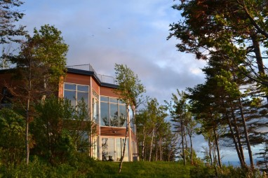 Villa Granbleu - vue de l'extérieur