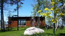 Villa Granbleu - vue du devant