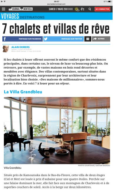 journal de montreal 17 mars 2018